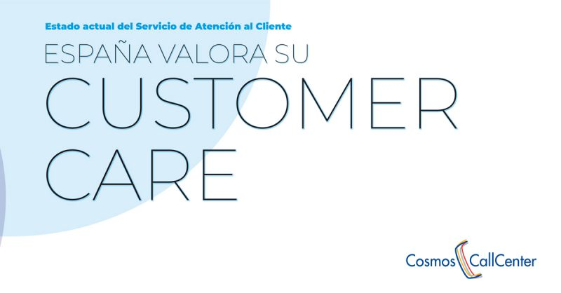 Portada estudio customer care